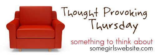 Thought provoking thursday blog meme link up banner