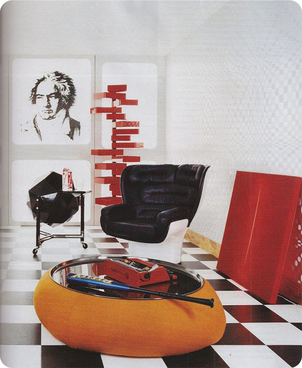 Clockwork Orange Furniture