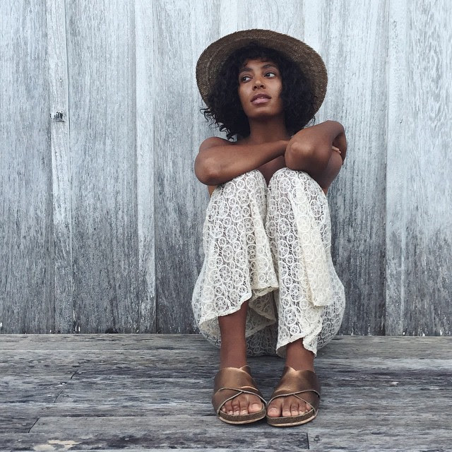 Solange Knowles (Foto: Reprodução/Instagram)