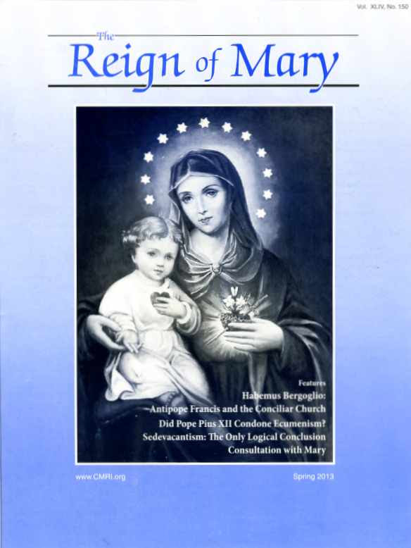 """""""The Reign of Mary"""", N. 150"""