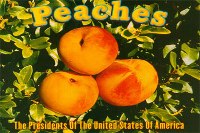 Peaches | The Presidents of the United States of America | Tacky Harper's Cryptic Clues