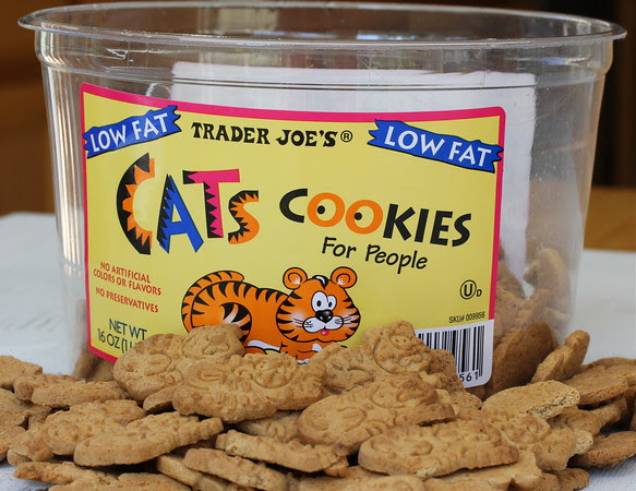Trader joe's, Kitty Cat Cookies, Cheesecake crust