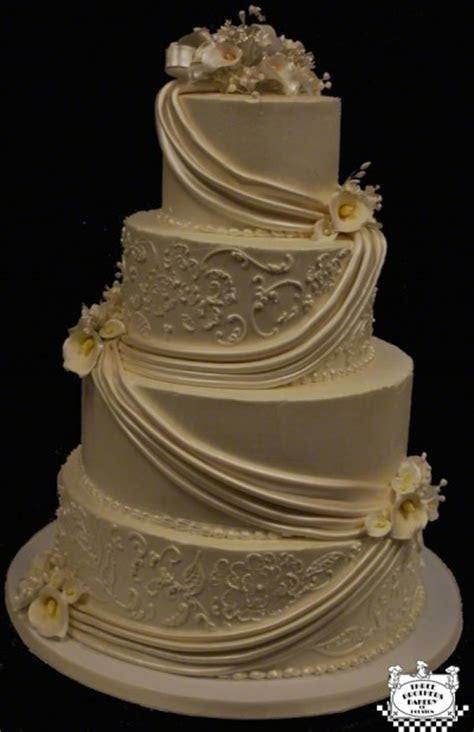 Wedding Cake Trends 2012   blog.3brothersbakery.com