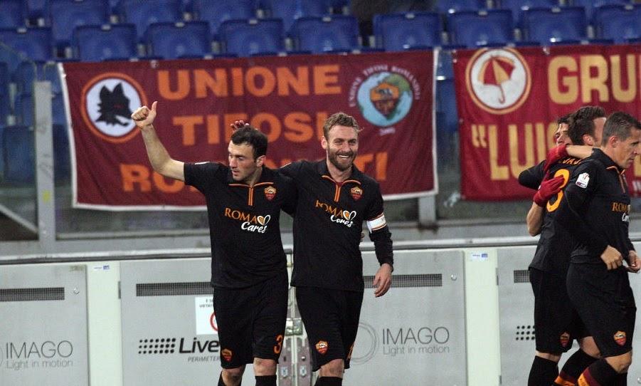 A.S. Roma Blog: AS Roma - Sampdoria 1-0 (Coppa Italia)