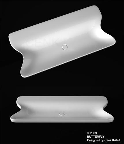 Butterfly - Sink Design