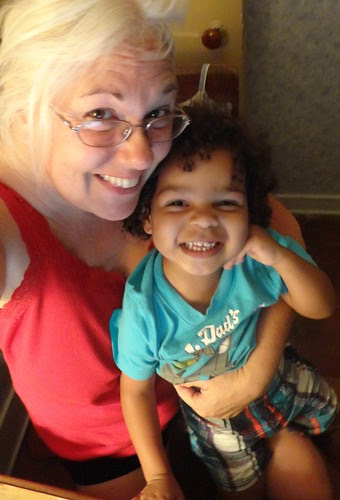 torry and grammie 5