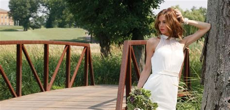 Bridal Gowns at Galloping Hill Golf Course in New Jersey
