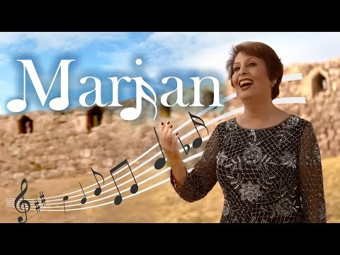 Marjan, renowned Iranian artist and singer and great supporter of freedom in Iran and PMOI/MEK passed away