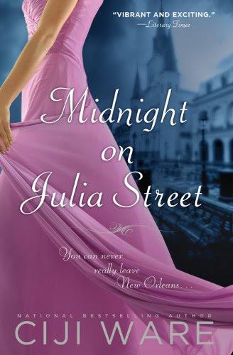 Midnight on Julia Street by Ciji Ware