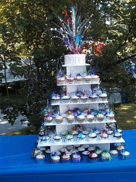 1000  images about Cakes   Multi tier 4th of July wedding