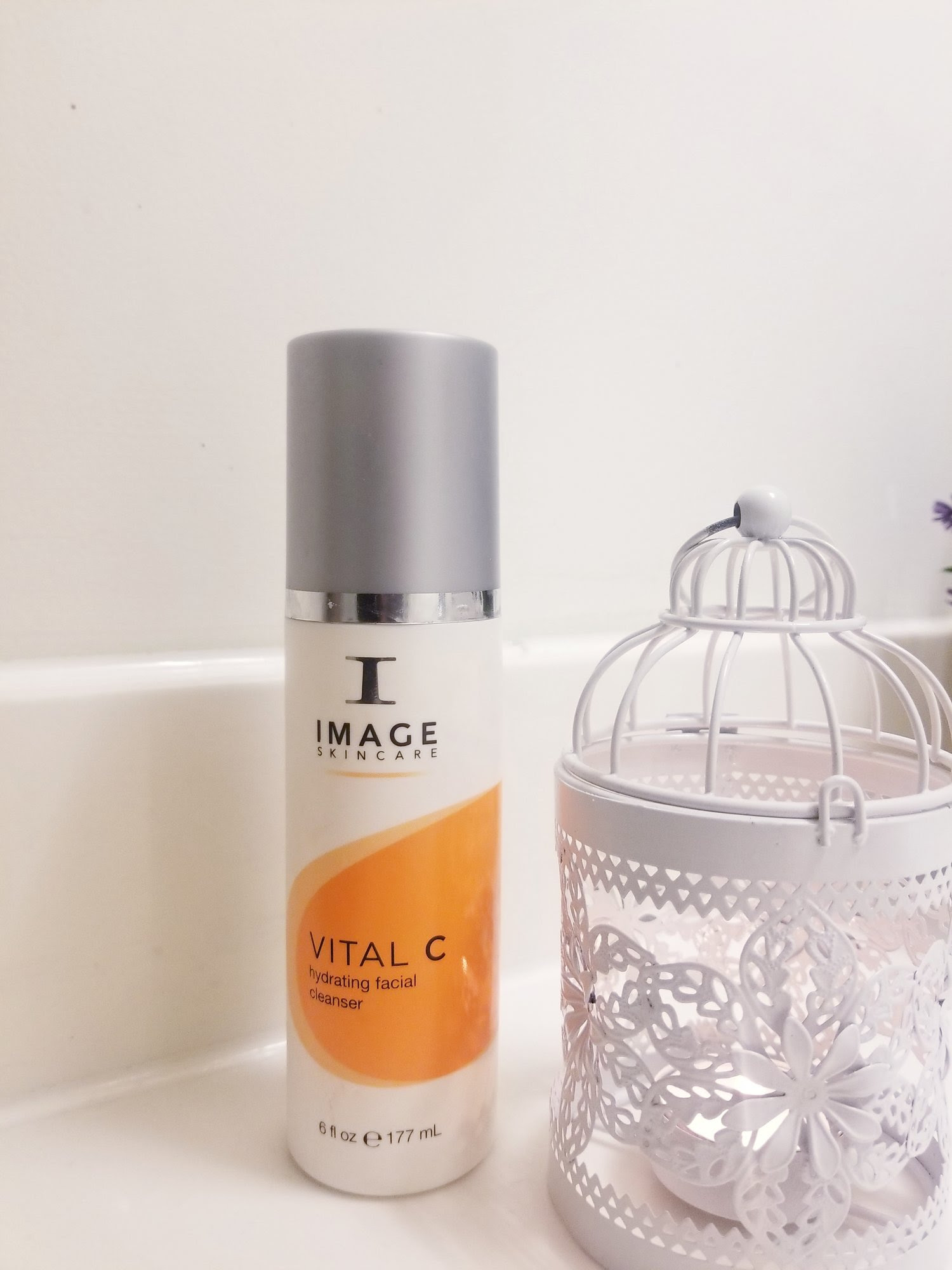 Image Vital C Hydrating Cleanser The Sensitive Skinned Scientist
