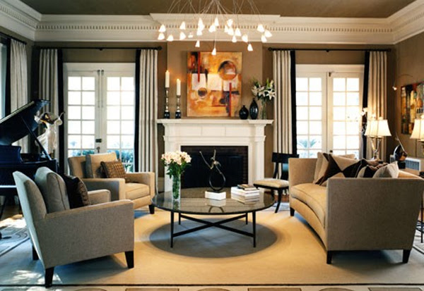 15 Fresh and Modern Living Room Design for Trend 2013 fresh-and ...