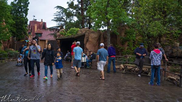 Disneyland Resort, Disneyland, Frontierland, Smoke, Smoking, Section, Makeshift, Big, Thunder, Ranch, Jamboree, Fantasyland