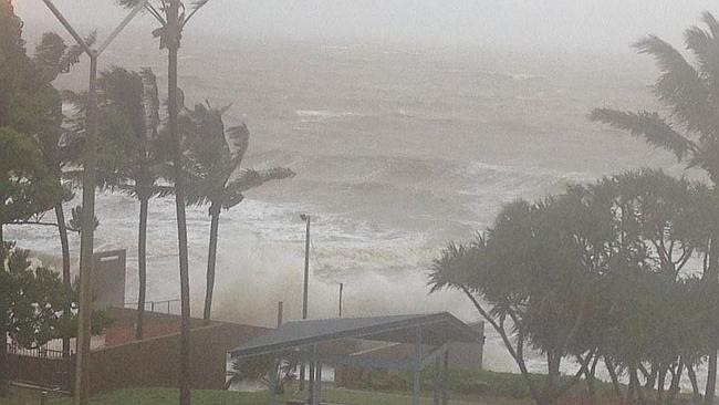 Twitter/Stefan Armbruster Cyclone Marcia