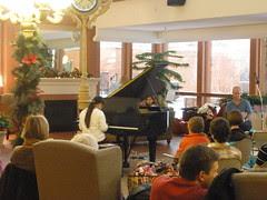 Sophia's First Piano Recital