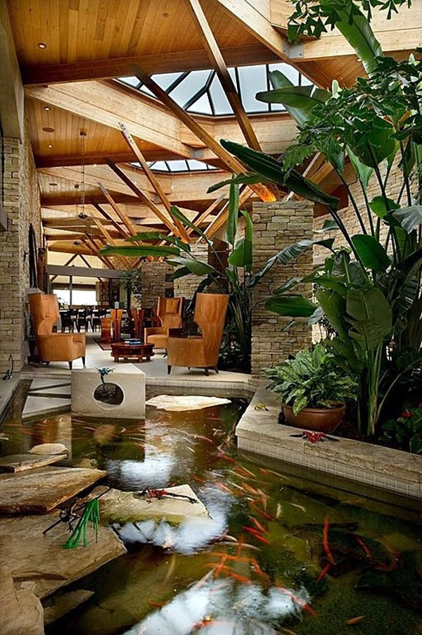 Relaxing Indoor Fountain Ideas (1)