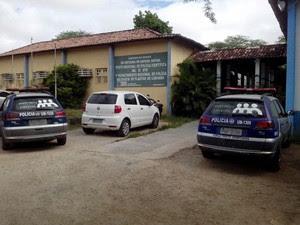 Delegacia de Polícia Regional de Caruaru, Agreste de Pernambuco (Foto: Diego Gondim/TV Asa Branca)