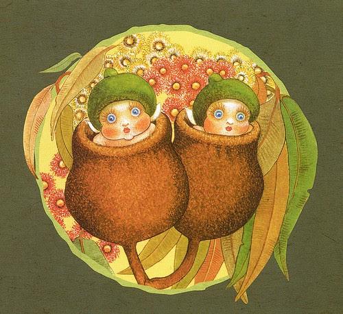 The Gumnut Babies