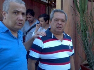 Reginaldo Quinta foi visto em Vitória (Foto: Samanta Nogueira / CBN Vitória)