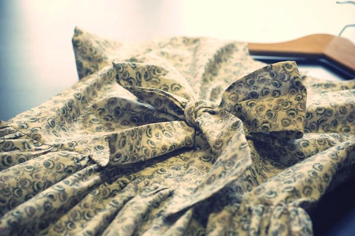 nadinoo - untie me dress