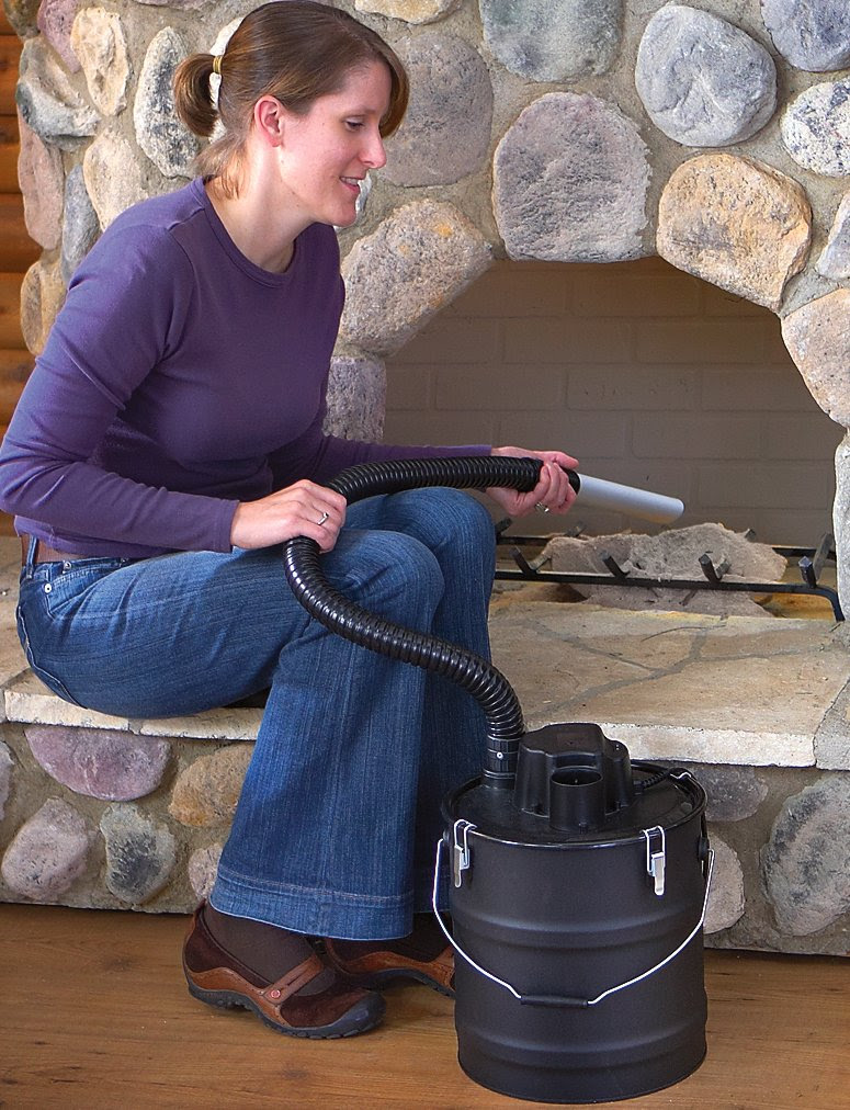 Amazon.com - Bad Ash 2 Fireplace & Stove Vacuum Cleaning System ...