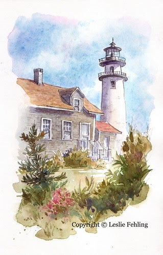 Everyday artist step by step watercolor painting for Watercolor painting classes near me