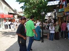 Di Market Area, Bursa, Turkey