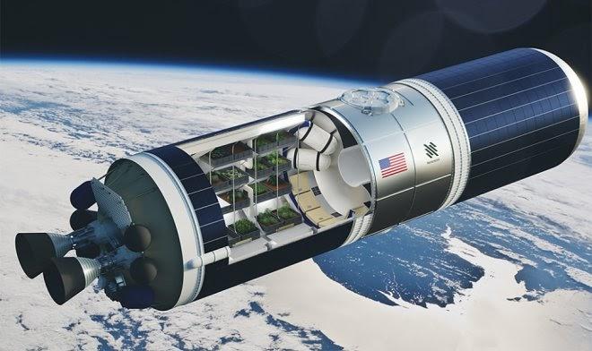 Nanoracks заключила контракт с ОАЭ на строительство орбитальных теплиц