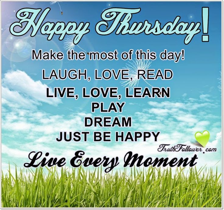 Happy Thursday Quote Pictures Photos And Images For Facebook