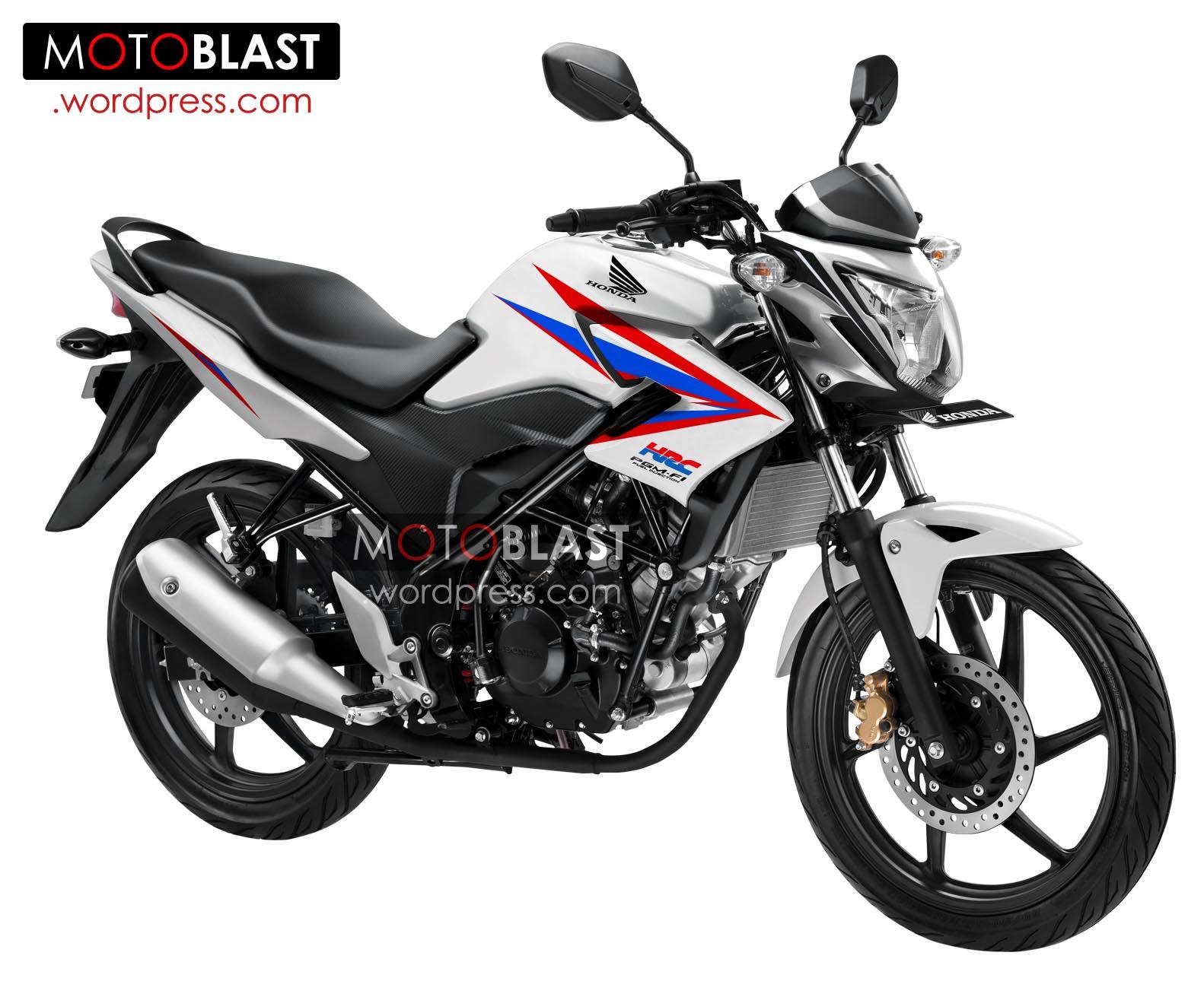 Honda CB150R Special Edition Fireblade Di Bali Hanya Ada Di Bulan