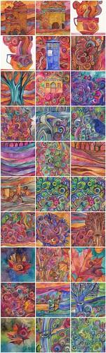 Favorite Watercolors, 2012 by megan_n_smith_99