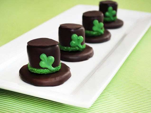 St. Patrick's Day Snacks to Make With Your Kids - iVillage
