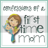 Confessions of a First Time Mom