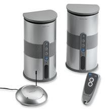 Sharper Image Ct413 Wireless Speakers Review Audio Wireless Speakers