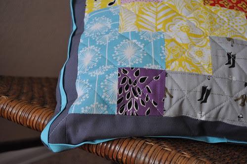 Spectrum Plus Pillow ~ Lovely Colors