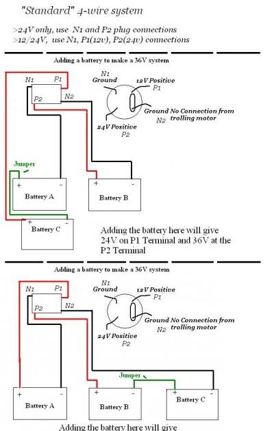 35 Trolling Motor Plug Wiring Diagram