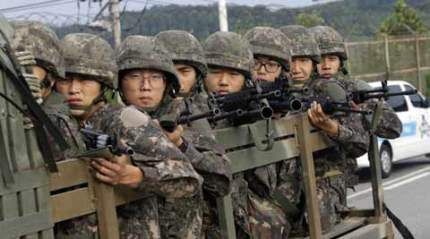 Rival Koreas once again show mastery at pulling back from brink