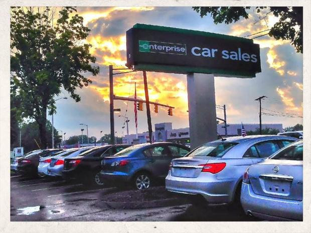Enterprises credit union car sales grew 11 percent in 2014 : Business