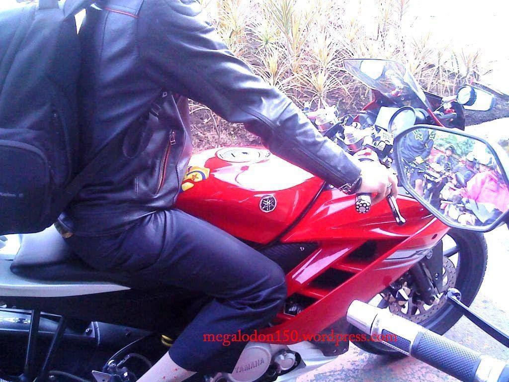 Yamaha Vixion Modip Fairing Yamaha R15 Malah Sering Dikira Yamaha