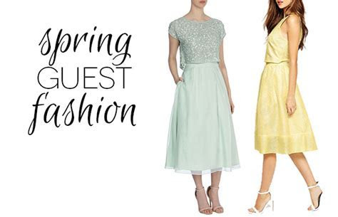 Chic Co Ords: Spring Wedding Guest Fashion 2015