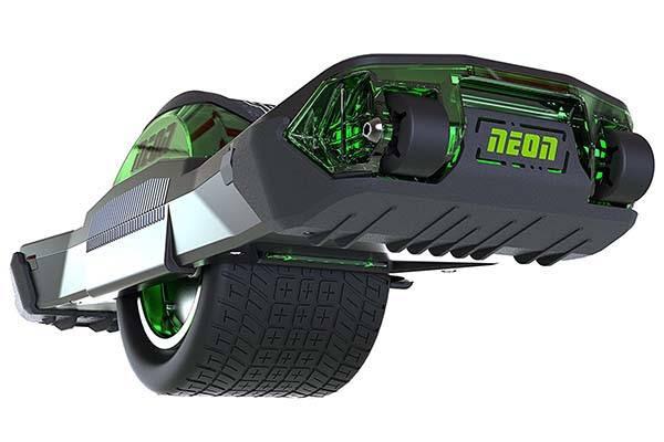 Neon Nitro 8 One Wheel Electric Skateboard  Gadgetsin
