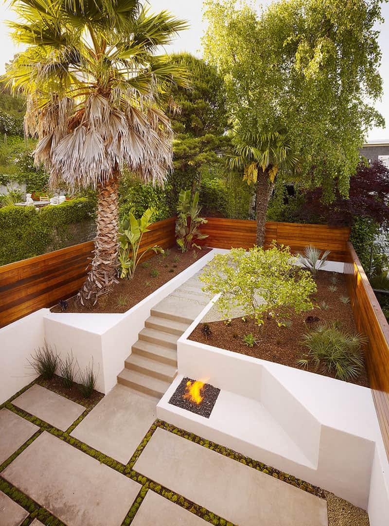 terraced garden designrulz idea 16