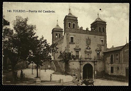 Puerta del Cambrón. Foto Grafos