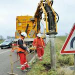 Secteur de Semur-en-Auxois : avec la fibre optique, c'est parti pour 70 jours de travaux