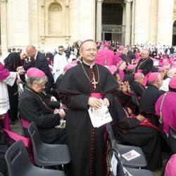 Il vescovo Bell