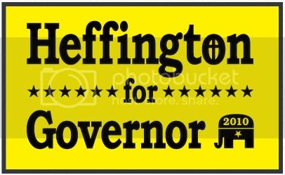 Heffington for Governor