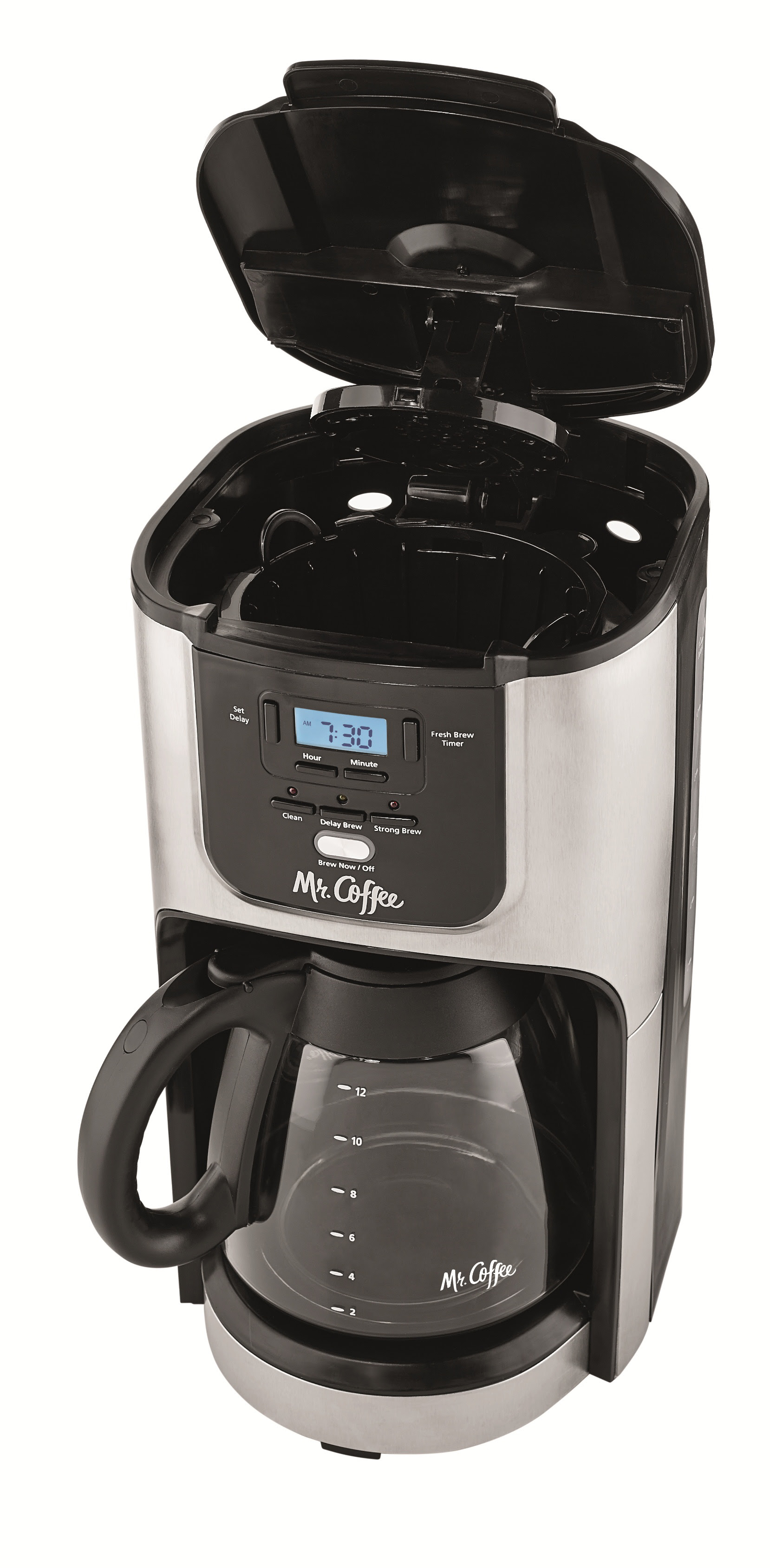 Mr. Coffee 12-Cup Programmable Coffee Maker - BVMC-JPX37