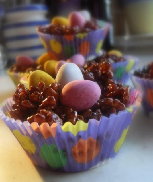 How Long To Chocolate Crispie Cakes