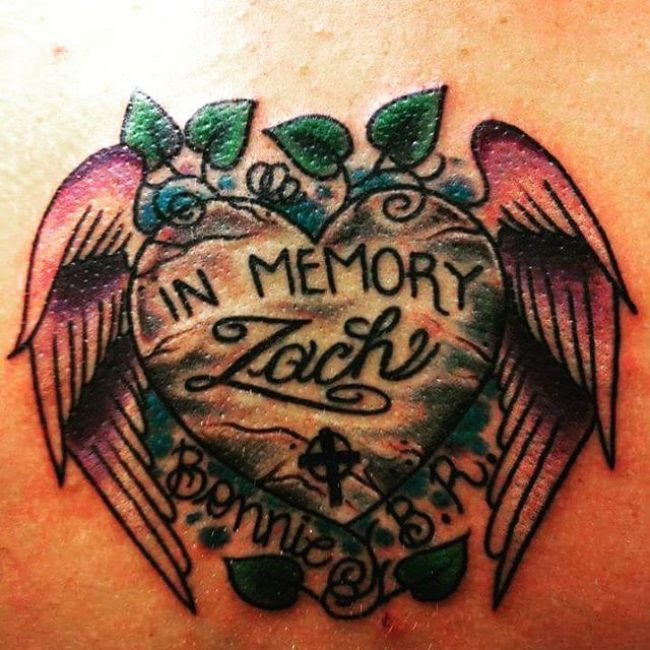 45 Sincere Rest In Peace Tattoo Ideas A Special Way To Remember