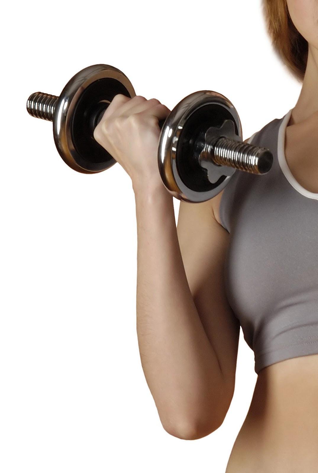 arm weight wmn